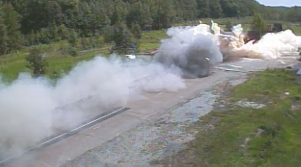 Missile Crash Test